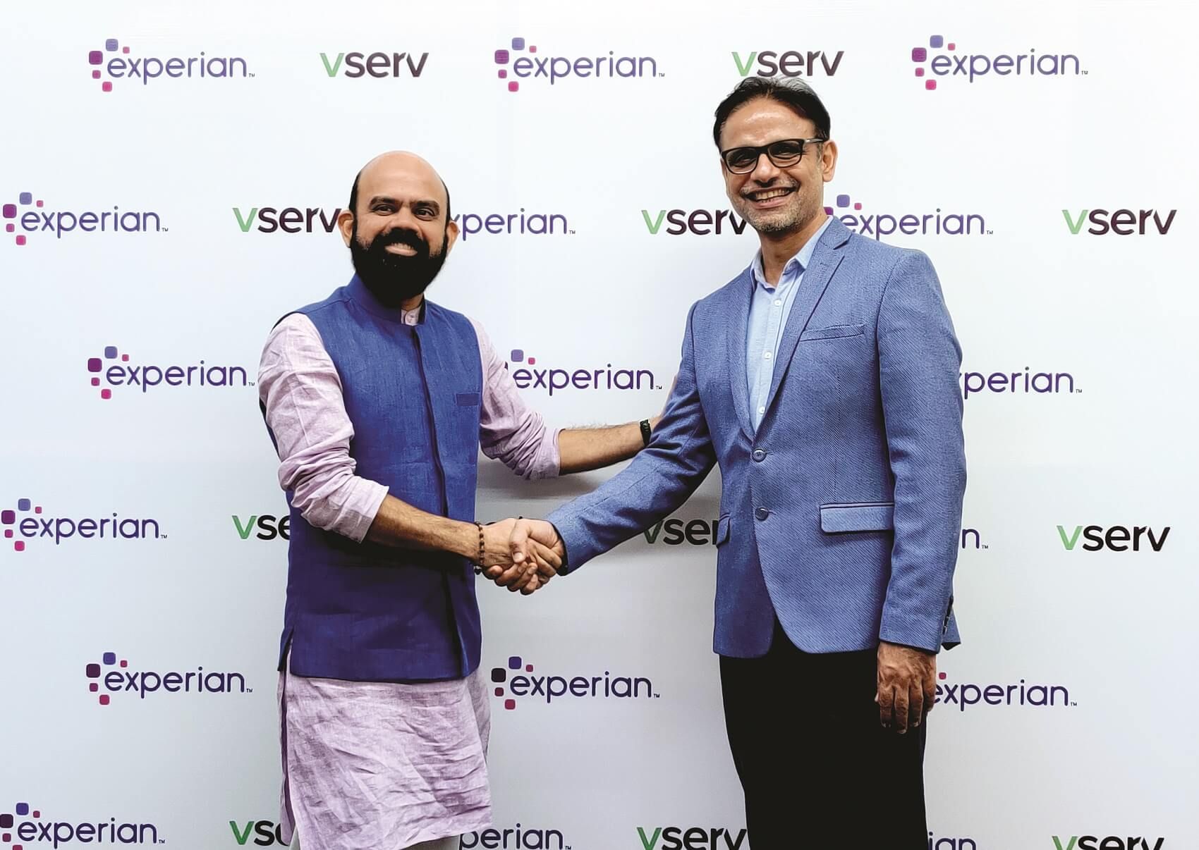 Experian invests in Vserv to enable friction-free digital onboarding experience of consumers for the BFSI sector