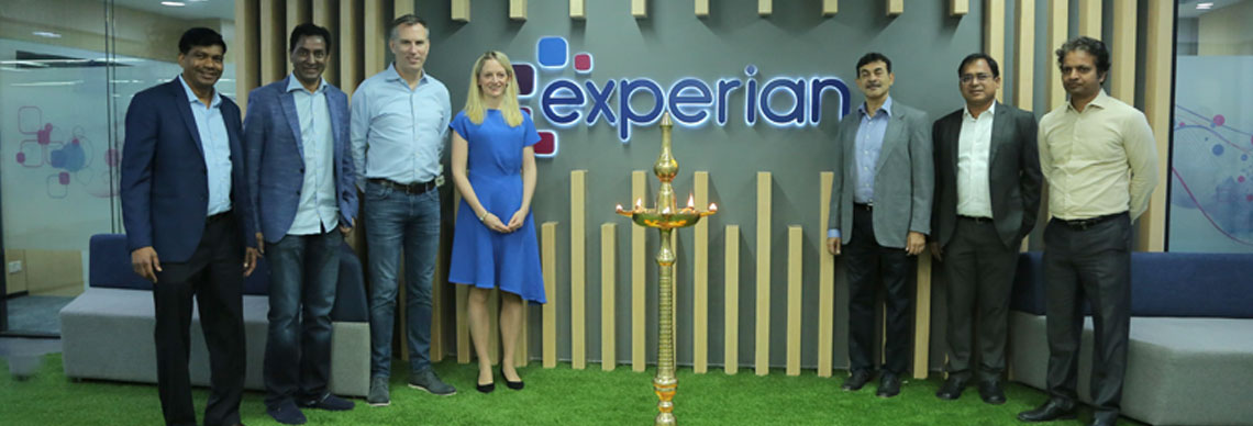 Experian inaugurates India Development Centre in Hyderabad; aims to hire 2500 employees by 2024